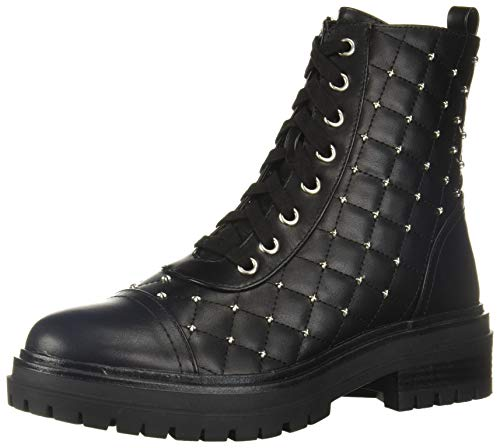 Circus by Sam Edelman Women's Goodwin Combat Boot, Black, 5 M US