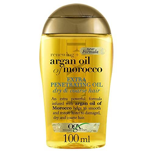 OGX Aceite de Argán de Marruecos, Extra Strength...