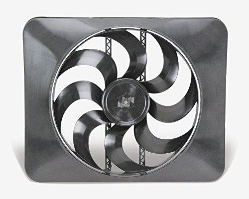 Flex-a-lite 180 Black Magic X-treme 15' Reversible Electric Fan