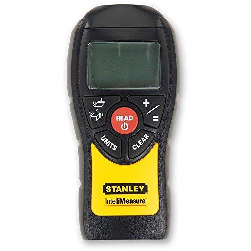 Stanley intelli Tools Estimador de distancia ultrasónico - Distancia Es