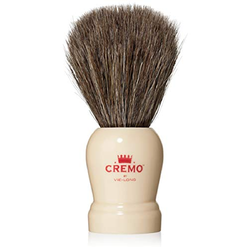 Cremo 100% Cruelty-Free Shave Brush Handcrafted...