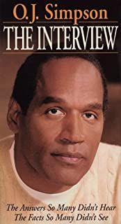 O. J. Simpson: The Interview