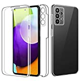 SDTEK Case Compatible with Samsung Galaxy A52 5G Full Body