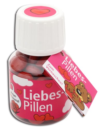 BärenBande Schokopillen Liebes-Pillen