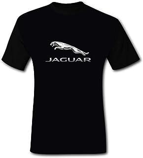 Mens Cool T-Shirt J-aguar Car Logo 3D Print Short Sleeve Top Tees