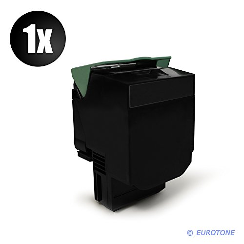 Refill Toner Lexmark kompatibel zu C540H1KG Lexmark X543 X544 X546 X548 C546 C540 C543 C544 schwarz (ca. 2.500.