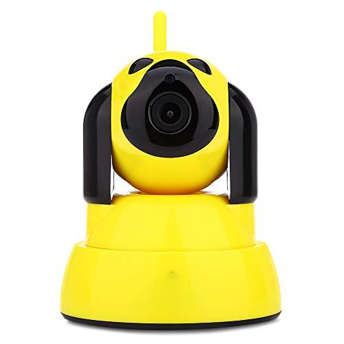 Monitores 1080Pwifi Interior Cámaras Perro Mascota HD 2MP WiFi IP Cámara de Vigilancia P2P Seguridad para el Hogar de Doble Ganancia de Antena de la Nube TF Tarjeta de Almacenamiento
