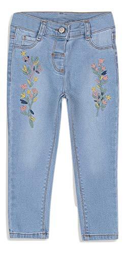 LC WAIKIKI Baby Mädchen Jeanshose mit Stickerei