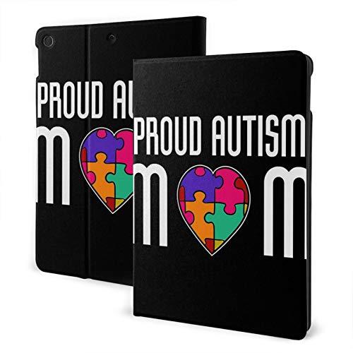 Proud Autistic Child Asperger Awareness Amango Design Custodia per iPad 7a generazione, sottile, resistente, antiurto, con supporto integrato per iPad 10,2 pollici, iPad Air3