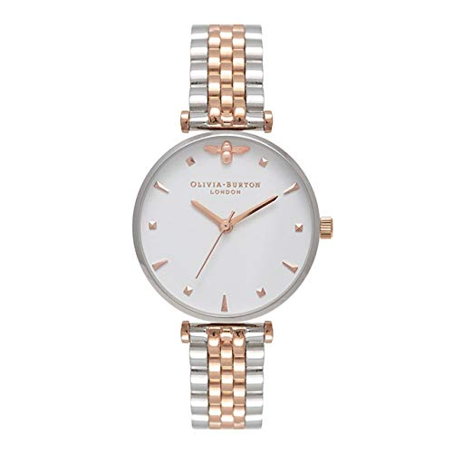 Olivia Burton Queen Bee OB16AM93 quarzwerk Damen-Armbanduhr