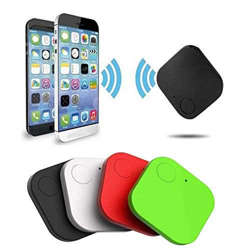 Key Finder,4 Pack Bluetooth Smart Tracker, Locator Item Finder for Phone,Key, Item, Pets, Children Locating