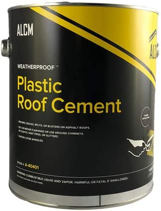 ALCM Plastic Roof Topics on TV Gallon 1 Cement Indefinitely
