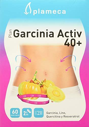 Plameca - Plan 21 Garcinia Activ 40+ 60 Cápsulas Vegetales