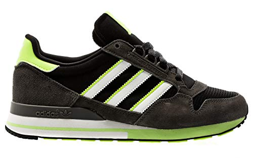 adidas Originals ZX 500 W, Grey six-Footwear White-core Black, 7