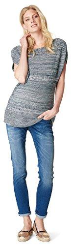 Noppies Damen Jeans OTB Slim Mila Medium Aged Umstandsjeans, Blau (Blue Denim C306), One Size (Herstellergröße: 28)