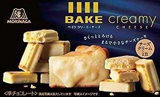 森永 ベイククリーミーチーズC 10粒×10個