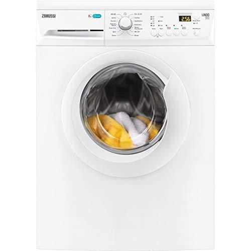 Zanussi ZWF81243NW 8kg 1200rpm Freestanding Washing Machine - White