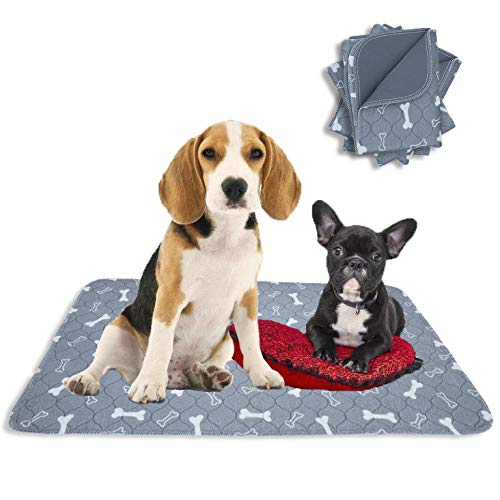 washable piddle pads for dogs