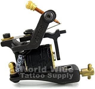 SPAWN 14-Wrap Coil Tattoo Machine LINER or SHADER Tattoo Supply Ink