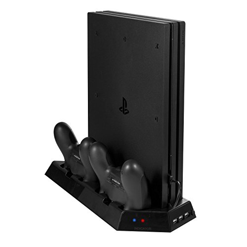 Younik PS4 Supporto verticale per Playstation 4 Slim