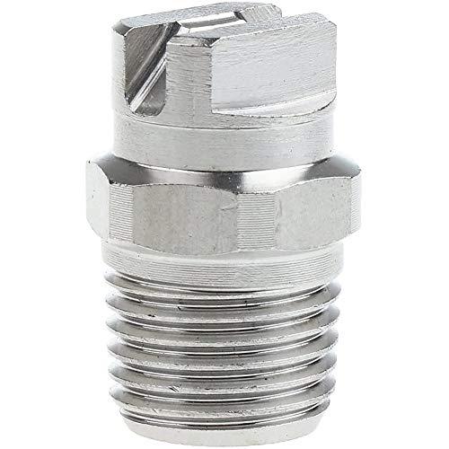 POFET HVV-SS6503 - Ugello a ventola ad alta pressione per spruzzatore ad alta pressione, 1/4'