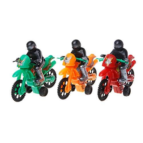 Vektenxi Simulation Motorrad Modell Spielzeug Kinder Fahrzeuge Sammlung Hause Ornament Kinder Lustiges Auto Spielzeug Geschenk Langlebig und Nützlich