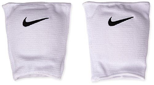 Nike Essentials Volleyball Knee Pad, White,...