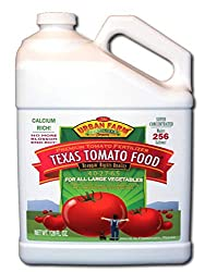 Urban Farm Fertilizers Texas Tomato Food, Competition Tomato Fertilizer