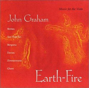EARTH-FIRE - John Graham, viola