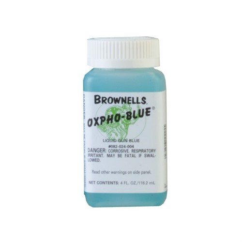 Brownell Oxpho-Blue Professional Grade Cold Blue