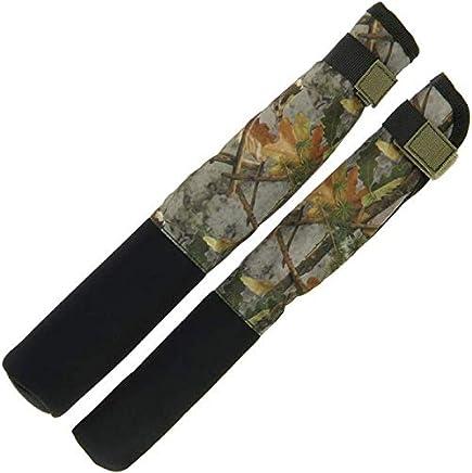 g8ds/® Rutentasche 618 3+3 Camouflage Rod Holdall Rutenfutteral Rutenh/ülle inklusive Zwei Taschen auf der Vorderseite Karpfenangeln Outdoor