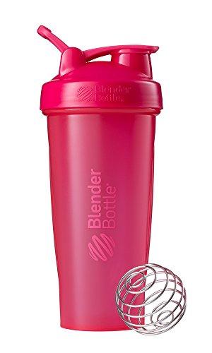 Batidora Rosa  marca Blender Bottle