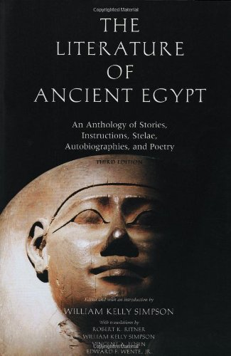 The Literature of Ancient Egypt: An Anthology of Stories,...
