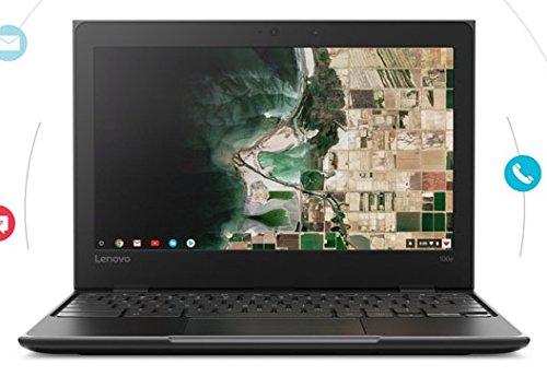 Product Image 3: 2019 Lenovo 11.6″ HD IPS Touchscreen 2-in-1 Chromebook, Quad-Core MediaTek MT8173C (4C, 2X A72 + 2X A53), 4GB RAM, 32GB eMMC, 802.11ac WiFi, Bluetooth 4.2, HDMI, Type-C, Chrome OS