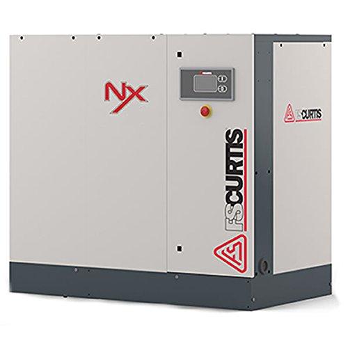 FS-Curtis NXB-11 15-HP Tankless Rotary Screw Air Compressor (230V 3-Phase 125PSI) - FNB11BXX3JXXX