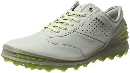 ECCO Men's CAGE PRO Golf Shoe, Concrete, 13 M US