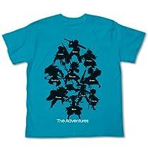 世界樹の迷宮III 世界樹の迷宮III Tシャツ ターコイズブルー サイズ:L