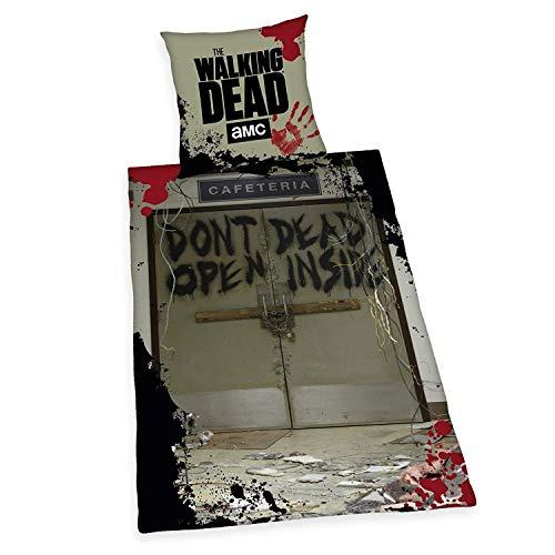 Walking Dead Bettwäsche Herding glatt The Rick Daryl T-Dog 135 x 200 NEU Wow - All-In-One-Outlet-24 -