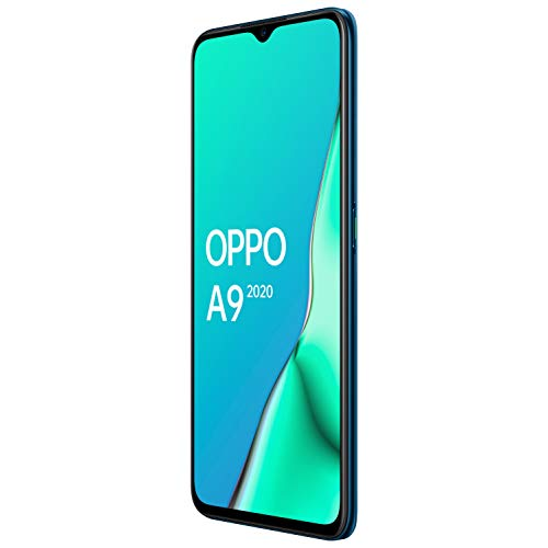 OPPO A92020 (Marine Green, 8GB RAM, 128GB Storage) Without Offer
