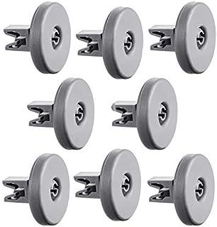 comprar comparacion Wents 50286965004 Rueda inferior para lavaplatos, ruedas universales, apto para muchos lavavajillas comunes, paquete de 8