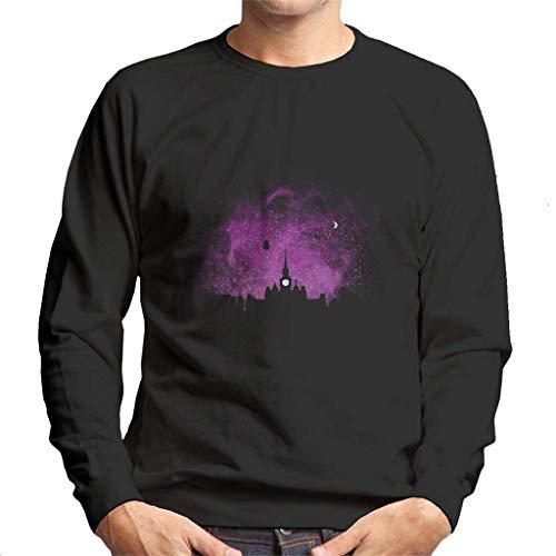 Cloud City 7 Wereld van de Verbeelding Willy Wonka en de Chocolade Factory Heren Sweatshirt