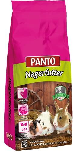 Panto Nagerfutter, Universal 25 kg, 1er Pack (1 x 25 kg)