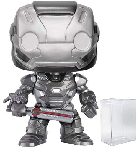 Funko POP!: Marvel: Captitán América: Civil War: War Machine