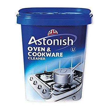 Our #2 Pick is the Astonish Oven Cleaner