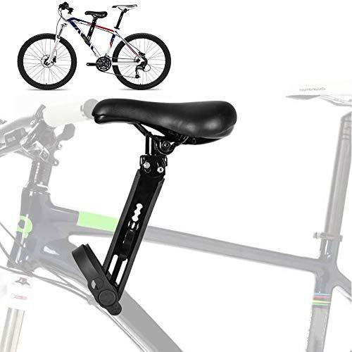 N/L Fahrradkindersitz Vorne Abnehmbarer Vorneliegender Fahrradsitz für Kinder von 2-5 Jahren (bis 25kg) Kompatibel mit Allen Erwachsenen-Mountainbikes, Einfache Installation
