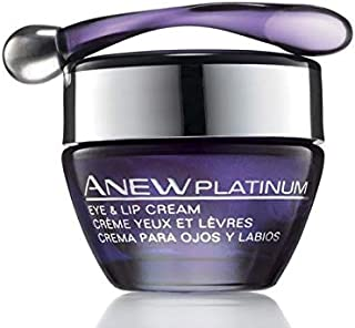 Avon Anew Platinum Eye & Lip Cream with Applicator