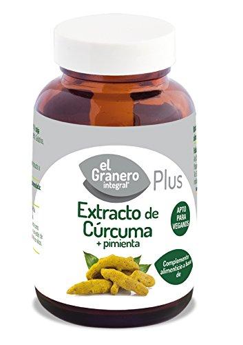 EXTRACTO DE CURCUMA+PIMIENTA 430 mg 60 Vcaps