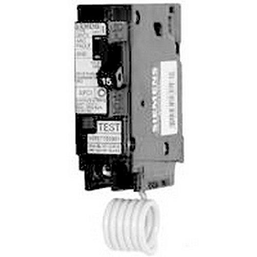 Siemens Circuit Breaker Arc Fault 15 Amp 120 V Cd unidad de disco óptico