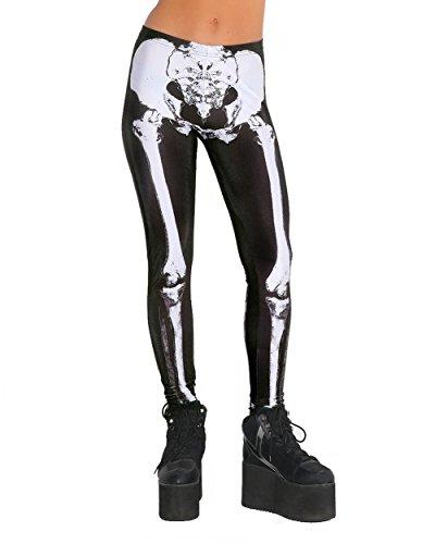 Skelet Leggings (Klein)