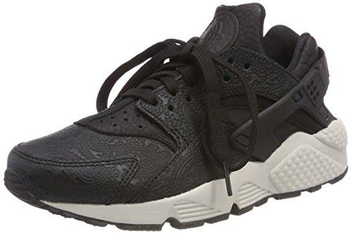 Nike 683818-010, Scarpe da Trail Running Donna, Nero Nero Avorio Chiaro Light Bone Grigio Scuro, 38 EU